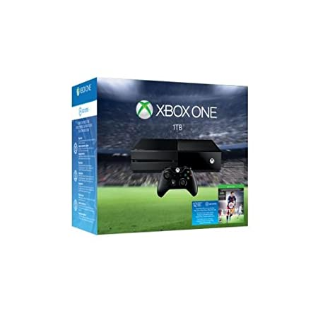 Xbox One 1 TB Console - EA Sports FIFA 16 Bundle