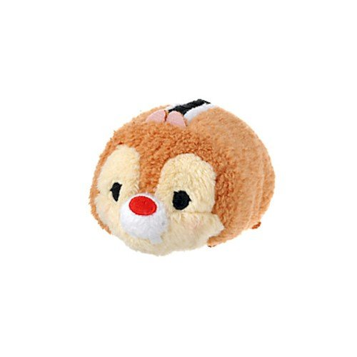 Disney Dale ''Tsum Tsum'' Plush - Mini - 3 1/2'' - 1