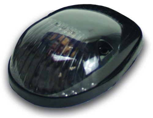 Pacer Performance 20-253Ss Hi-Five Smoke Chevy Style Single Cab Roof Led Side-Light