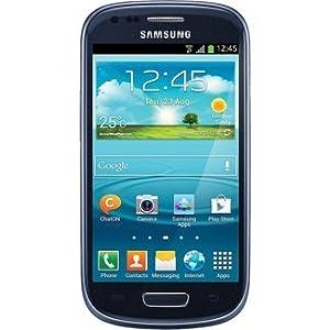 Samsung GT-i8190 Galaxy S3 Mini Blue factory Unlocked 3G 900/1900/2100