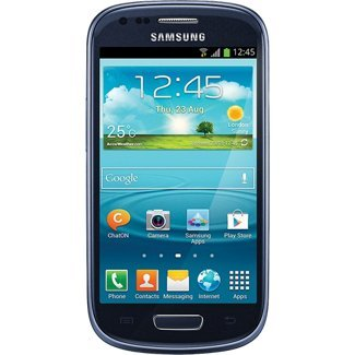 41HFuLDAHCL. SL500  Samsung GT i8190 Galaxy S3 Mini Blue factory Unlocked 3G 900/1900/2100