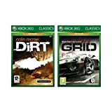 Cheapest Colin McRae: Dirt/Race Driver: Grid (Double Pack) on Xbox 360