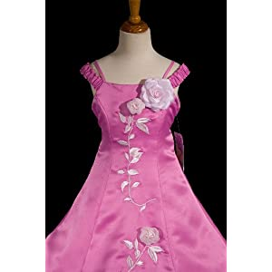 Flower Girl Pageant Dress