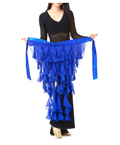 Ru Sweet Belly Dance Hip Scarf Tribal Egypt Style Belly Dance Skirt