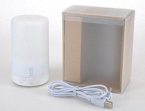 Portátil YINGMAN 65 ML humidificador ultrasónico Aroma difusor plateado ionizador purificador de aire - difusor de olor de palitos humidificador ultrasónico Air terapia