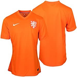 Holland Home Authentic Jersey 2014 2015 by Nike