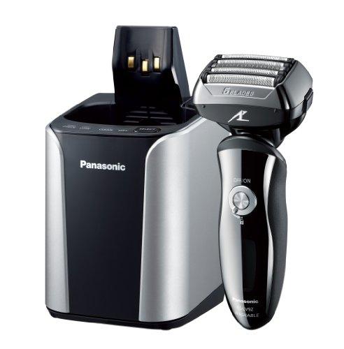 Panasonic ラムダッシュ メンズシェーバー 5枚刃 黒 ES-LV92-K