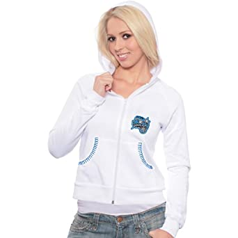 Majestic Threads Orlando Magic Zip Hoodie by Majestic Threads