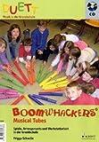 Boomwhackers ®: Spiele, Arrangements und Werkstattarbeit in der Grundschule. Ausgabe mit CD. (Musik in der Grundschule spezial) title=