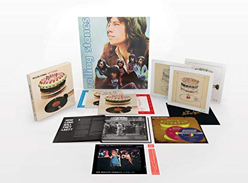 SACD : ROLLING STONES - Let It Bleed (50th Anniversary Edition) (2 Discos)