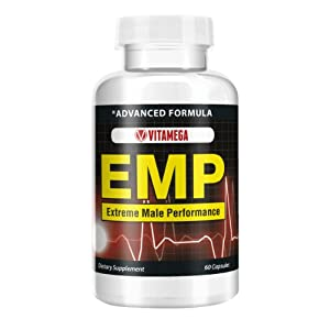 EMP - Extreme Male Performance - Natural Male Enhancement with Meca, Yohimba & Pribulus