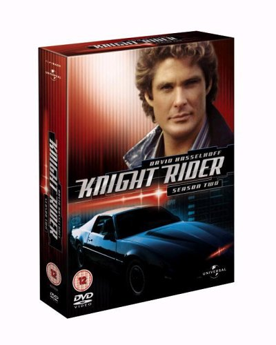 Knight Rider Dvd Collection Knight Rider Series 2 Dvd