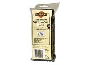 Liberon LIBSW0007G 7g Grade Steel Wool