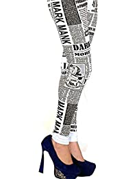 Navya Cotton Leggings Printed Designer Bottom For Womens & Girls Free Size L / XL 2070