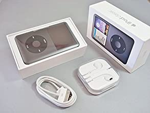 Apple iPod classic 160 GB Black (7th Generation) (In Plain White Box)