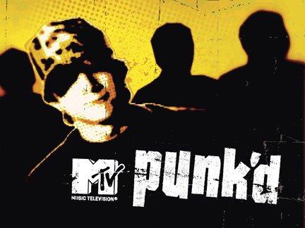Elisha Cuthbert Punk'D