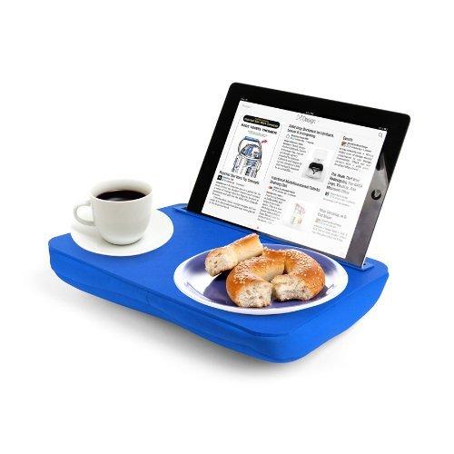 Halterung für Tablet blau
