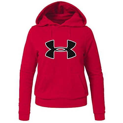 Under Armour Womens Pullover Hoodies Casual Sweatshirts