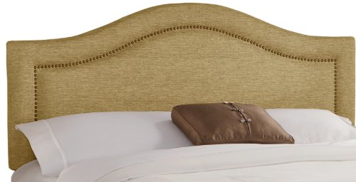 Brass Headboard Full