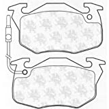 Brake Pad Set disc brake for RENAULT 19 I (B/C53_) 1988/1-1992/2 1.7 (B/C53B) Petrol Hatchback