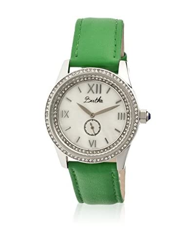 Bertha Reloj con movimiento cuarzo japonés Emma  42 mm