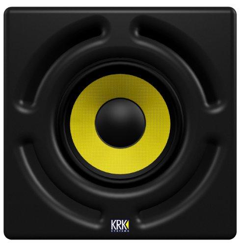 Krk 12Sho 400 Watts 12-Inch Powered Studio Subwoofer