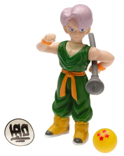 Dragonball Z the Saga Continues Series 7 Trunks Figure - Buy Dragonball Z the Saga Continues Series 7 Trunks Figure - Purchase Dragonball Z the Saga Continues Series 7 Trunks Figure (Dragonball Z, Toys & Games,Categories,Toy Figures & Playsets)
