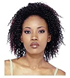 Synthetic Loose Curl Fullcap:Jamaica