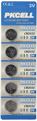 Blue Dot Lithium Batteries, 3 Volts, 0.4 Pound