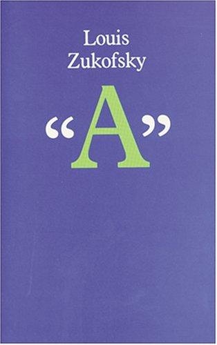 a, Mr. Louis Zukofsky