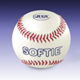 JUGS Softie Practice Baseballs - 1 Dozen B5100