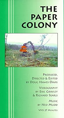 The Paper Colony [VHS]
