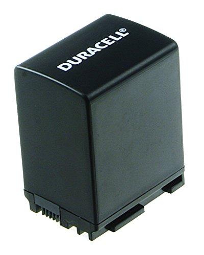 Duracell-DRC827-Batteria-per-Canon-BP-827-74V-2550-mAh-Nero