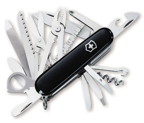 Folding Knives Victorinox Swiss Army Swiss Champ Pocket Knife