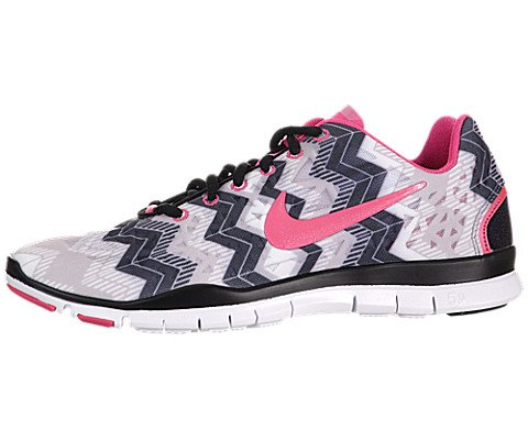 new style 728c5 df127 nike womens free TR FIT 3 PRT running trainers 555159 015 sneakers shoes  barefoot ride