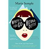Where'd You Go, Bernadette: A Novel ~ Maria Semple