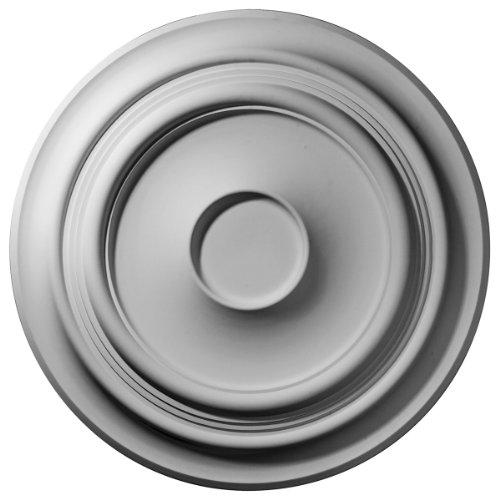 Ekena Millwork CM32GI 32 5/8-Inch OD x 1 1/2-Inch P Giana Ceiling Medallion