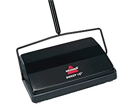 Bissell 21013 Sweep Up Manual Sweeper (Black)