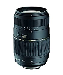 Tamron AF 70-300mm F/4-5.6 Di LD Macro Telephoto Zoom Lens with Hood for Sony DSLR Camera