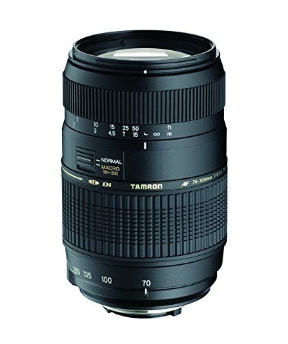 Tamron AF 70-300mm f/4.0-5.6 Di LD Macro Zoom Lens for Konica Minolta and Sony Digital SLR Cameras (Model A17M)