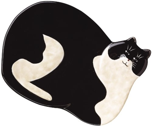Boston Warehouse Warren Kimble Fat Cat Spoonrest