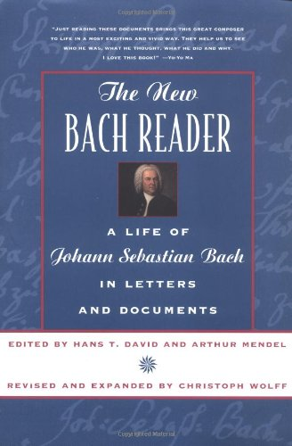 Bach essay his life music