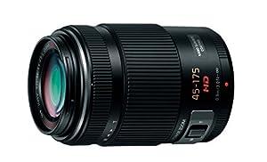 Panasonic LUMIX G X VARIO PZ 45-175mm/F4.0-5.6 ASPH./POWER O.I.S. | H-PS45175 Black (Japanese Import)