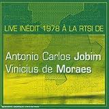echange, troc Jobim & Vinicius De Moraes - Live 1978