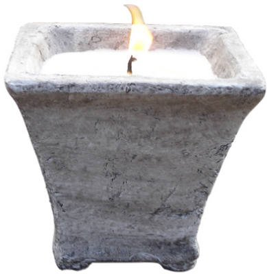 Olympic Mountain #ES-326400DT Single Citronella Candle