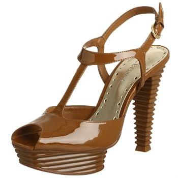 BCBGirls Women's Esca Platform Sandal