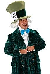 Mad Hatter Kit Adult Costume Accessory Kit