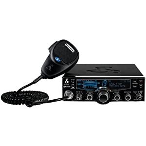 COBRA ELECTRONICS 29 LX BT Classic(TM) CB Radio with Bluetooth(R) by Cobra