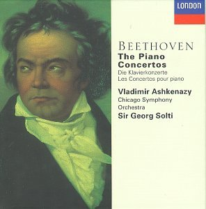 Chicago - Beethoven: The Piano Concertos - Zortam Music
