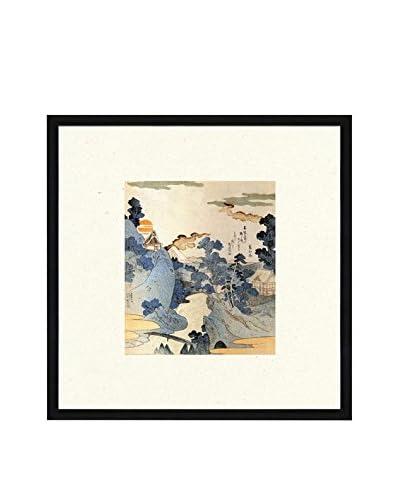 ReallyNiceThings Panel Decorativo Japanesse Landscape
